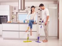 Советы для мытья полов различного типа на профессиональном уровне