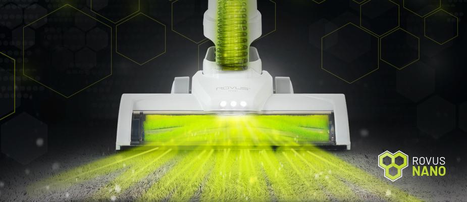 Универсальный пылесос Nano Rovus