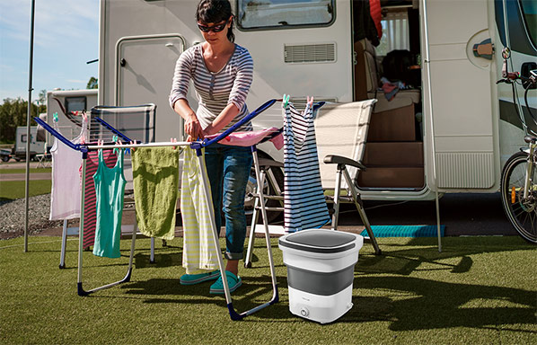 Rovus Foldable Washing Machine