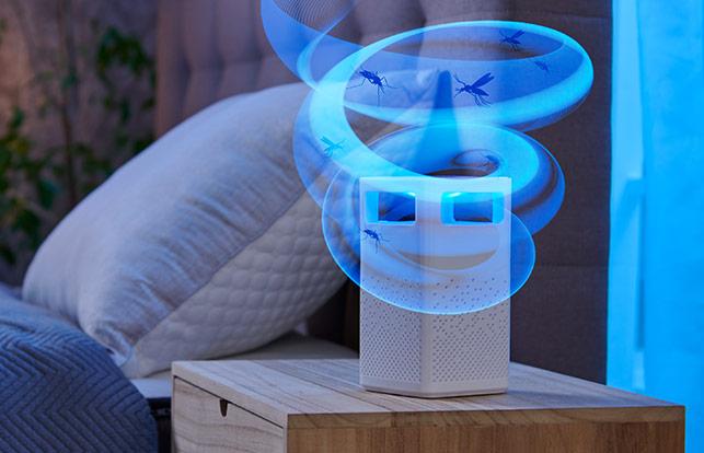 Устройство для уничтожения комаров Rovus