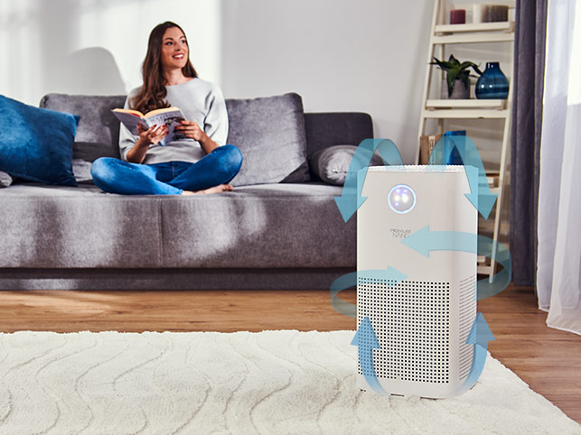 Фильтр для очистителя воздуха Rovus Nano