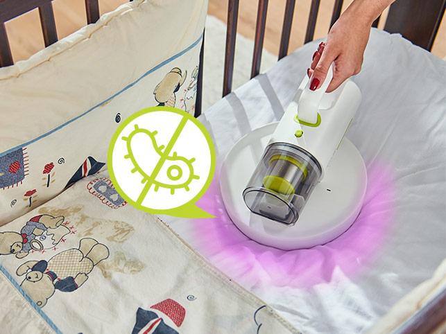 Набор аксессуаров для пылесоса с УФ-лампой Rovus Nano